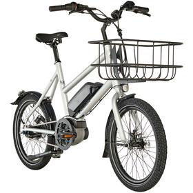 ORBEA Katu-E 20 E-citybike sølv